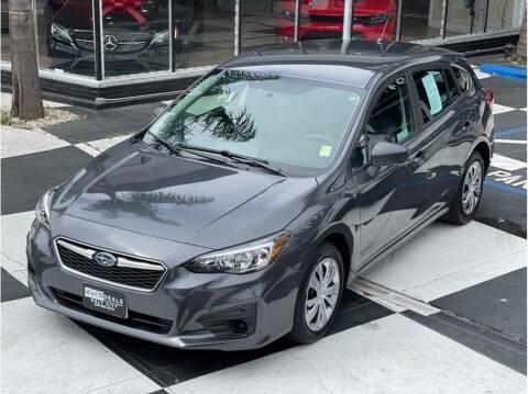2019 Subaru Impreza for sale at AutoDeals in Daly City CA