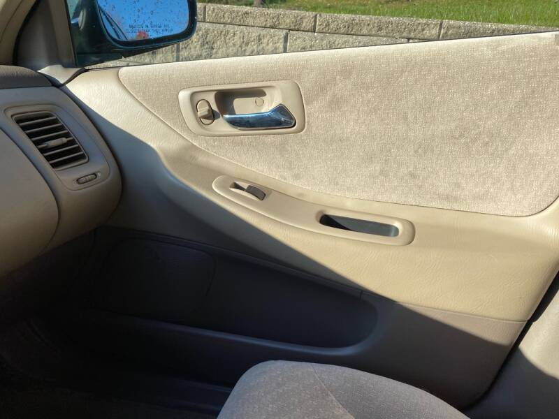 2002 Honda Accord LX V-6 4dr Sedan - Willow Grove PA
