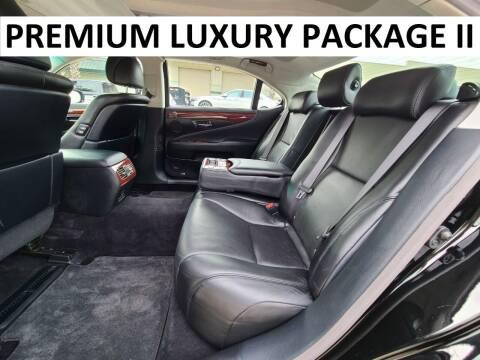 2010 Lexus LS 600h L for sale at Monaco Motor Group in Orlando FL