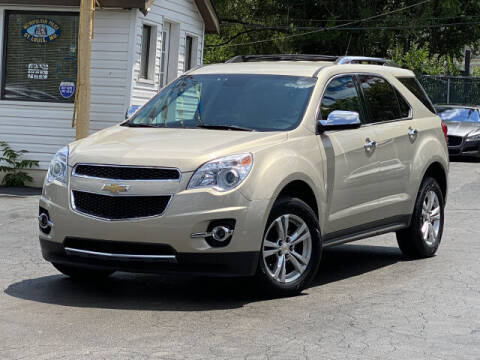 2012 Chevrolet Equinox for sale at Kugman Motors in Saint Louis MO