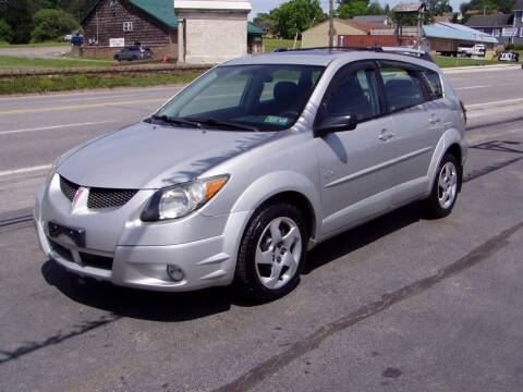2004 Pontiac Vibe for sale at The Autobahn Auto Sales & Service Inc. in Johnstown PA