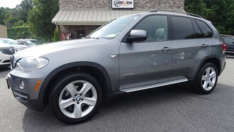 2009 BMW X5 for sale at Driven Pre-Owned in Lenoir NC