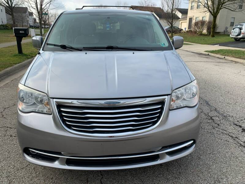2013 Chrysler Town and Country for sale at Via Roma Auto Sales in Columbus OH