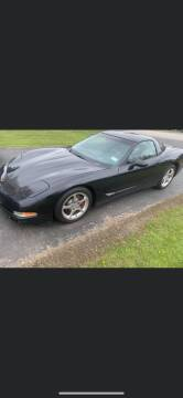 2004 Chevrolet Corvette for sale at Trocci's Auto Sales in West Pittsburg PA