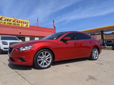 2016 Mazda MAZDA6 for sale at CarZoneUSA in West Monroe LA