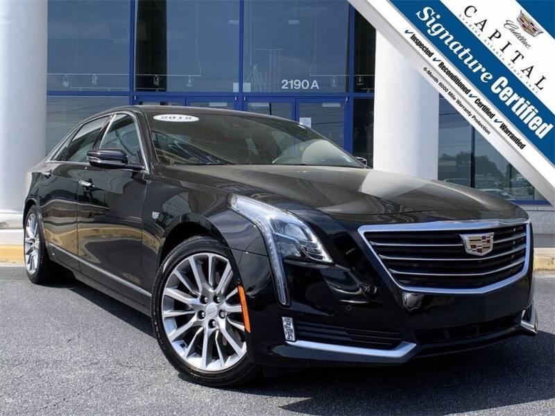 2018 Cadillac CT6 for sale at Capital Cadillac of Atlanta in Smyrna GA