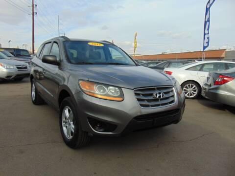2011 Hyundai Santa Fe for sale at Avalanche Auto Sales in Denver CO