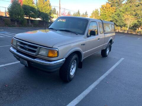 1996 Ford Ranger for sale at Washington Auto Loan House in Seattle WA