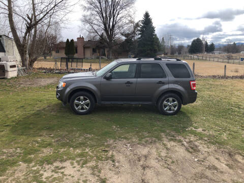 2011 Ford Escape for sale at Best Buy Auto Sales in Missoula MT