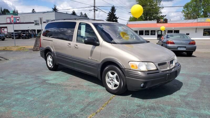 2000 Pontiac Montana for sale at Good Guys Used Cars Llc in East Olympia WA