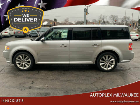 2011 Ford Flex for sale at Autoplex 3 in Milwaukee WI