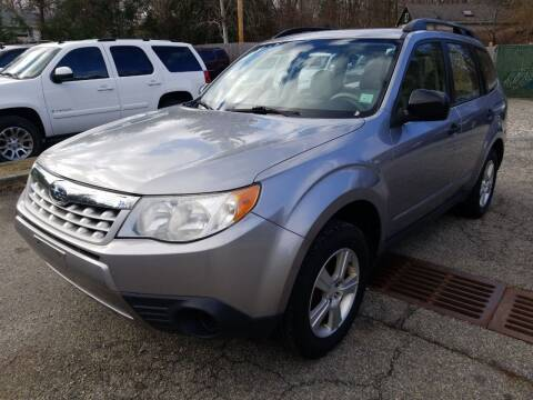 2011 Subaru Forester for sale at AMA Auto Sales LLC in Ringwood NJ
