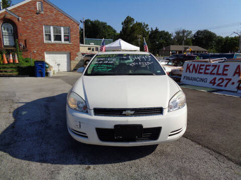 2007 Chevrolet Impala for sale at Kneezle Auto Sales in Saint Louis MO