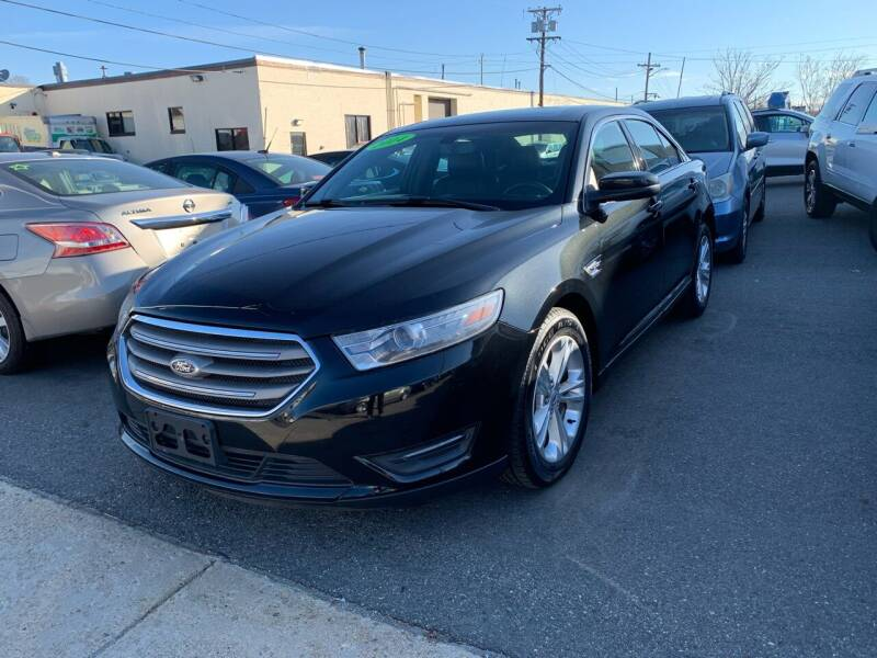 2014 Ford Taurus for sale at Cote & Sons Automotive Ctr in Lawrence MA