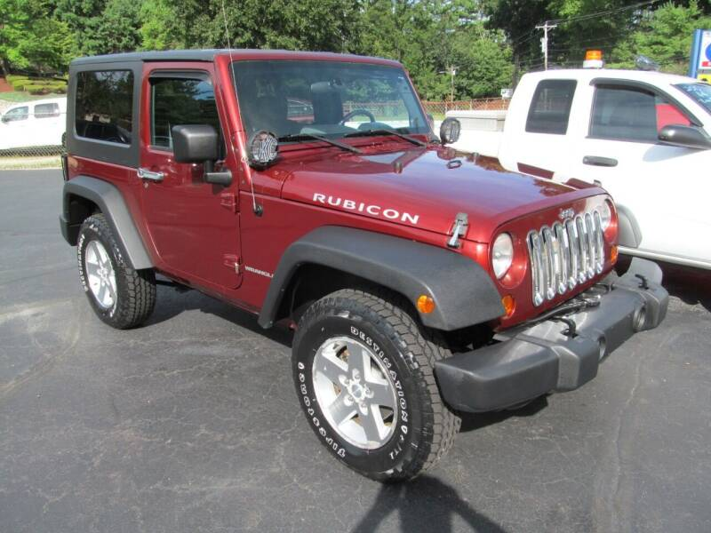 2007 Jeep Wrangler for sale at Old Time Auto Sales, Inc in Milford MA