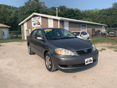 2006 Toyota Corolla for sale at Victor's Auto Sales Inc. in Indianola IA
