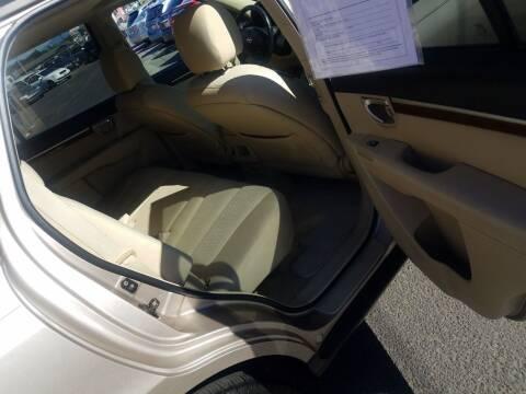 2007 Hyundai Santa Fe for sale at Bonney Lake Used Cars in Puyallup WA