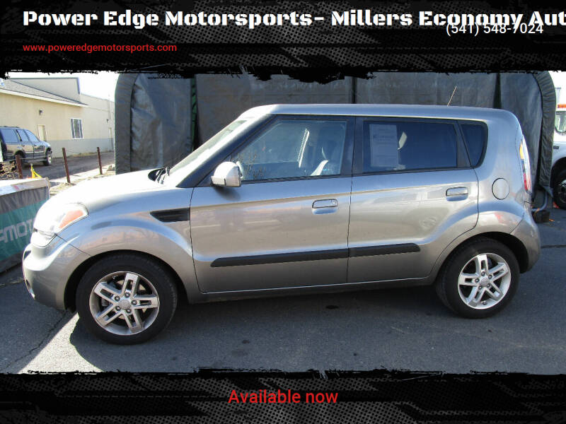2010 Kia Soul for sale at Power Edge Motorsports- Millers Economy Auto in Redmond OR