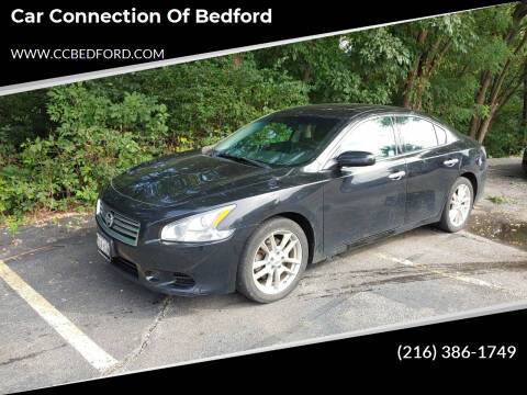 2013 Nissan Maxima for sale at Car Connection of Bedford in Bedford OH