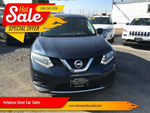 2016 Nissan Rogue for sale at Velascos Used Car Sales in Hermiston OR