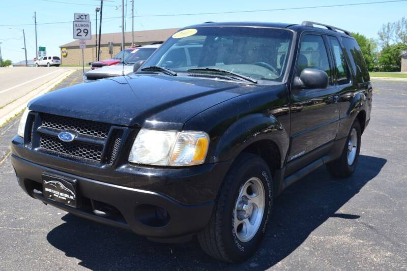 2001 Ford Explorer Sport for sale in Henry, IL