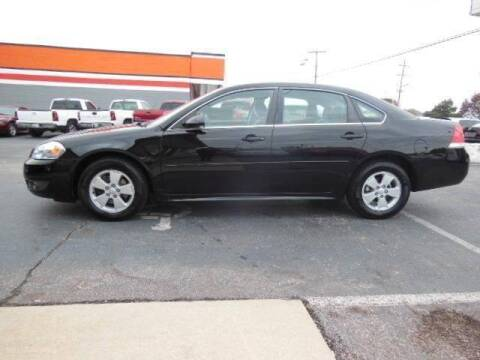 2011 Chevrolet Impala for sale at United Auto Sales in Oklahoma City OK