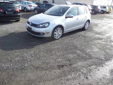 2012 Volkswagen Golf for sale at Terrys Auto Sales in Somerset PA