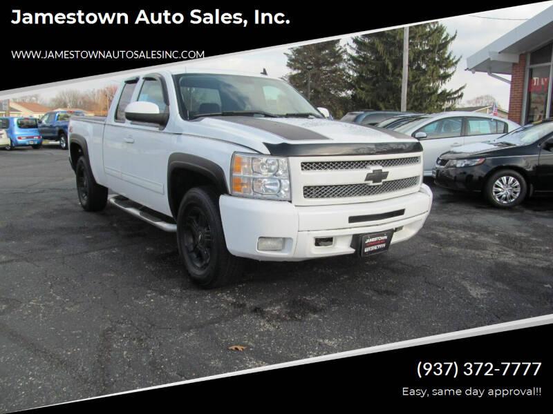 2011 Chevrolet Silverado 1500 for sale at Jamestown Auto Sales, Inc. in Xenia OH