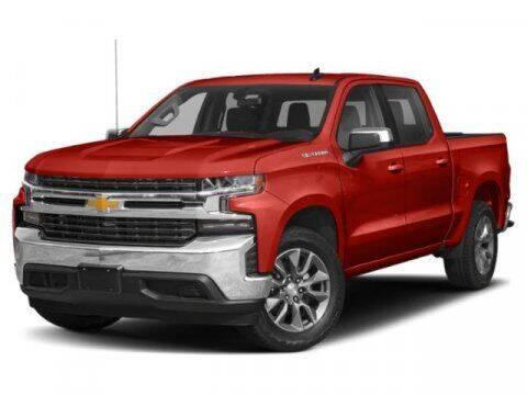 2021 Chevrolet Silverado 1500 for sale at HILAND TOYOTA in Moline IL