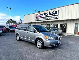 2014 Chrysler Town and Country for sale at Cars USA in Virginia Beach VA