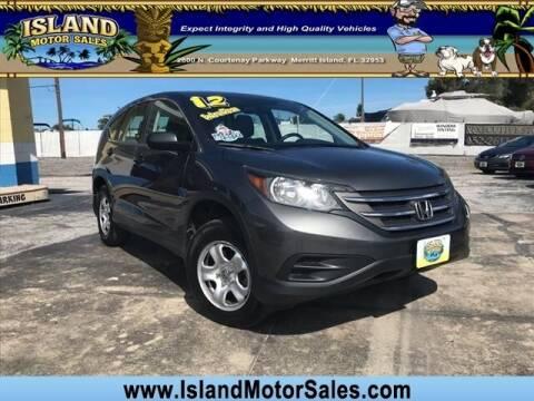 2012 Honda CR-V for sale at Island Motor Sales Inc. in Merritt Island FL