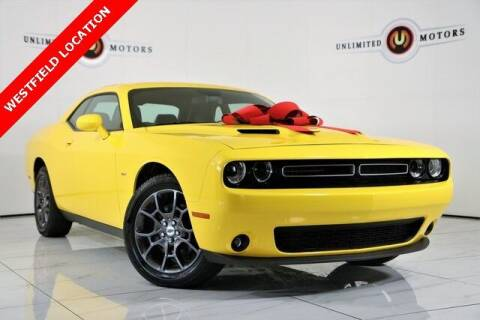 2018 Dodge Challenger for sale at INDY'S UNLIMITED MOTORS - UNLIMITED MOTORS in Westfield IN