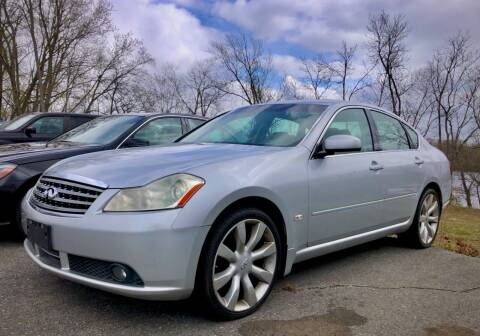 2007 Infiniti M35 for sale at Top Line Import of Methuen in Methuen MA