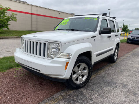 2011 Jeep Liberty for sale at McNamara Auto Sales - Kenneth Road Lot in York PA