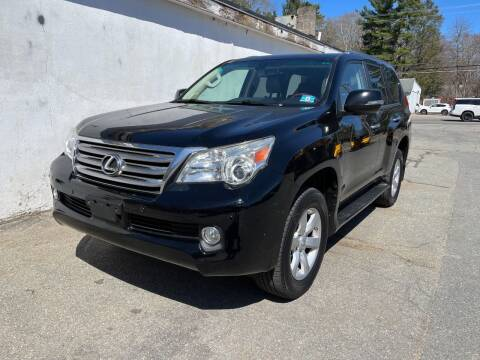 2011 Lexus GX 460 for sale at Velocity Motors in Newton MA