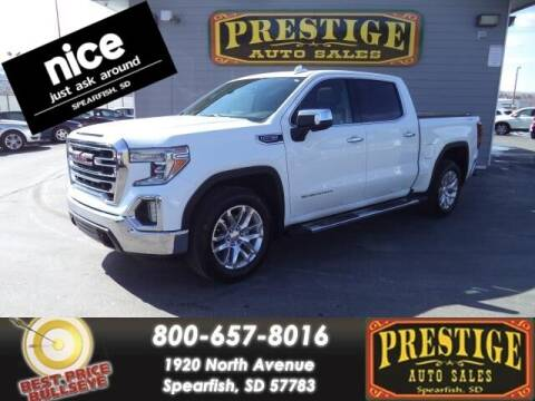 2020 GMC Sierra 1500 for sale at PRESTIGE AUTO SALES in Spearfish SD