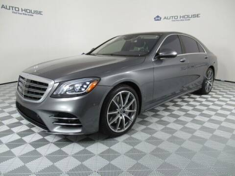 2020 Mercedes-Benz S-Class for sale at Curry's Cars Powered by Autohouse - Auto House Tempe in Tempe AZ
