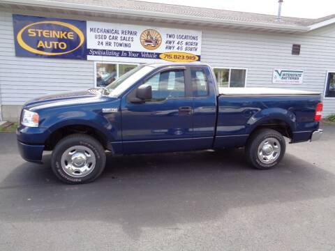 2007 Ford F-150 for sale at STEINKE AUTO INC. - Steinke Auto Inc (South) in Clintonville WI