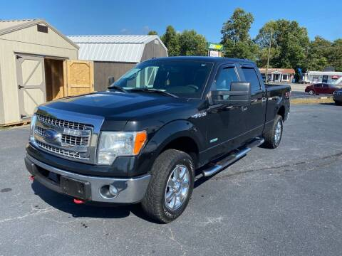 2014 Ford F-150 for sale at Elite Auto Brokers in Lenoir NC