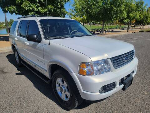 2002 Ford Explorer for sale at Red Rock's Autos in Denver CO