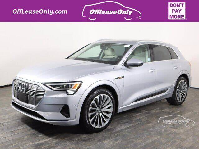 2019 Audi e-tron for sale in West Palm Beach, FL
