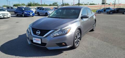 2016 Nissan Altima for sale at Mid Valley Motors in La Feria TX