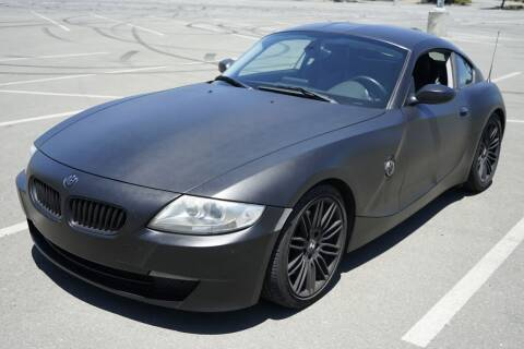 2007 BMW Z4 for sale at Sports Plus Motor Group LLC in Sunnyvale CA
