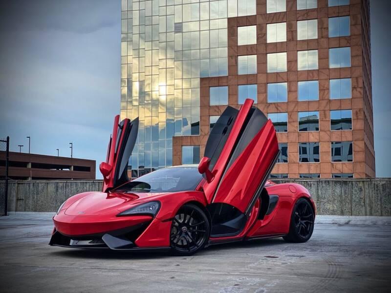 2017 McLaren 570GT for sale at FALCON AUTO BROKERS LLC in Orlando FL