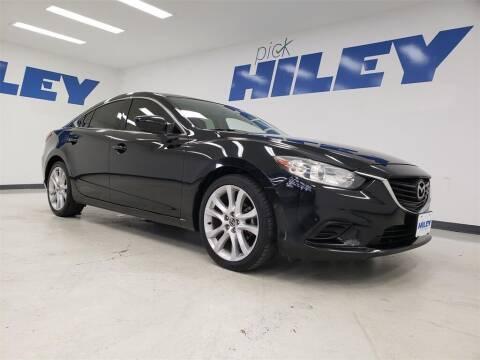 2014 Mazda MAZDA6 for sale at HILEY MAZDA VOLKSWAGEN of ARLINGTON in Arlington TX