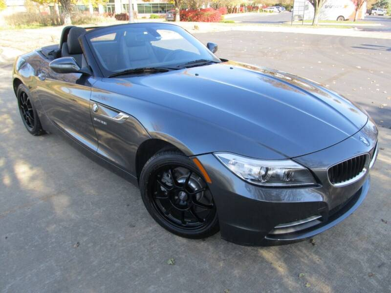 2016 BMW Z4 for sale at Rueschhoff Automobiles in Lawrence KS