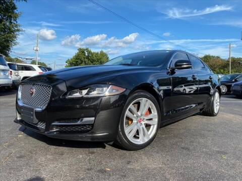 2016 Jaguar XJL for sale at iDeal Auto in Raleigh NC