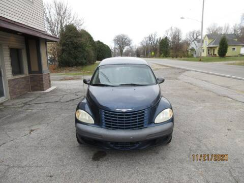 2003 Chrysler PT Cruiser for sale at Settle Auto Sales TAYLOR ST. in Fort Wayne IN