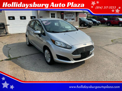2015 Ford Fiesta for sale at Hollidaysburg Auto Plaza in Hollidaysburg PA