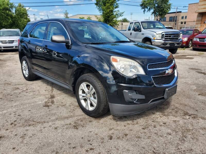 2013 Chevrolet Equinox for sale at Liberty Auto Show in Toledo OH